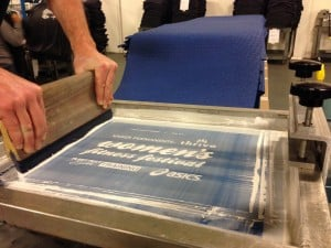 Número de malla 156, inundación, impresión, impresión.