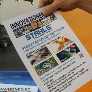 """Productos innovadores destacados de Stahl corte cad, traducido simplemente como """"nuestras nueva cosa genial..."""""""