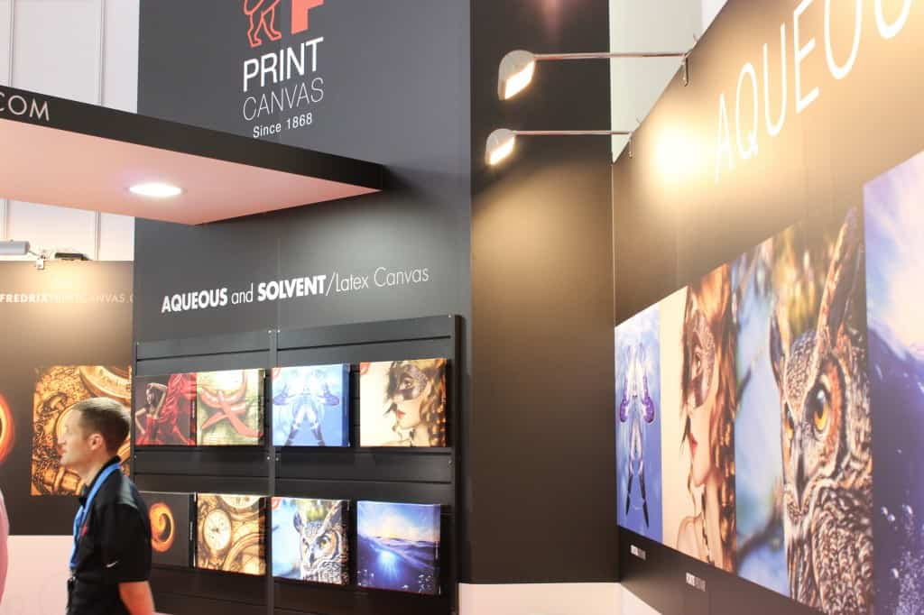 One of many companies selling substrates to improve the look of digital printing.