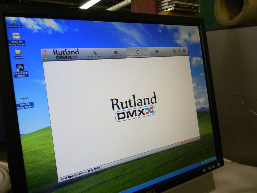 Rutland DMX software