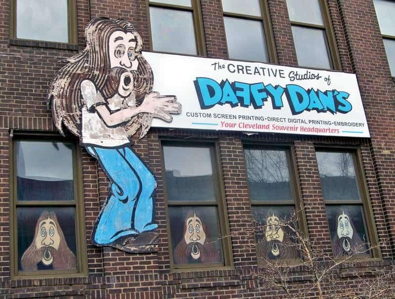 daffy dan