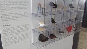 Cool little Vitra display