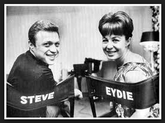 Steve Lawrence and Eydie (Pronounced Idi) Gorme - Lounge Act