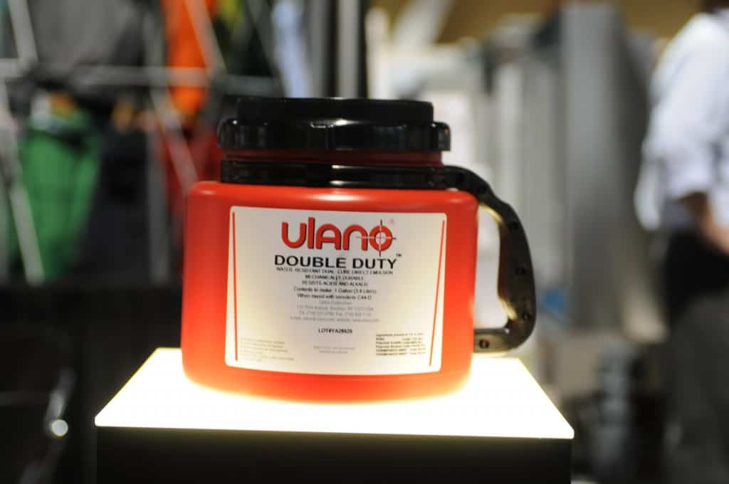 "Highlight on the innovative Ulano Emulsion ""Tea Pot"" Design for Pouring Emulsion"