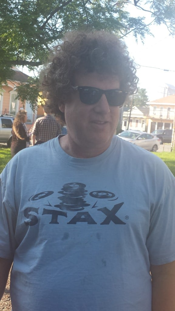 Dr. Ike was in attendance, with a good classic t