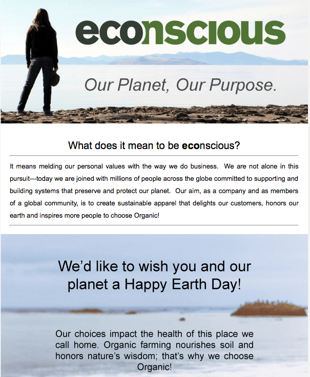 Econscious has been a force in our industry for standards that really make a difference.