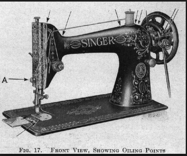 why did elias howe invent the sewing machine
